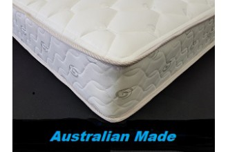 Back Rest Single Mattress - Australian Made - Free Delivery