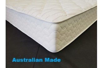 Heavenly Sleep Double Pocket Spring Mattress - With Zipper - 3 Comfort Options - 10 Year Warranty - Australian Made - *Free Delivery