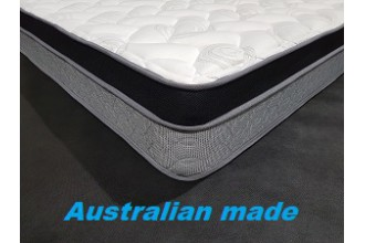 Ortho Full Zone Queen Mattress - with Zipper - 10 Year Warranty - Australian Made - 3 Comfort Option - * Free Delivery
