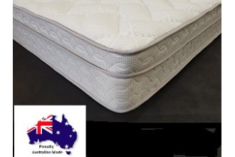 Chiro Health Queen  Mattress - Pillow Top - Australian Made - Free Delivery - 5 Year Warranty