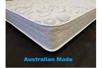 Quality Time Queen Innerspring Reversible Mattress - 5 Year Warranty -  Australian Made - *Free Delivery
