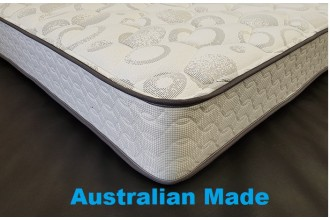 Snooze Time Double Mattress  - Australian Made - Free Delivery