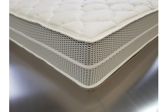 Bamboo by Nature Double Pocket Spring Mattress - with Zipper - 3 Comfort Options - 10 Year Warranty - Australian Made - *Free Delivery