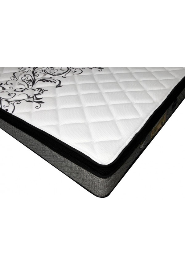 Ortho Posture Deluxe Firm Pillow Top Double Mattress 10