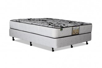 Royale Wool Double Reversible Mattress - 10 Year Warranty  - 3 Comfort Options -Australian Made - *Free Delivery