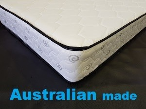 Budget Sleep Single innerspring Mattress - 12 Month Warranty - Australian made - *Free Delivery