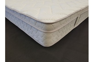 Physio Choice Single Euro Pillow Top Mattress - 3 Comfort Options - 10 Year Warranty  - Australian Made - *Free Delivery