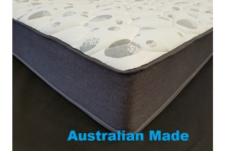 Heavenly Sleep Double Pocket Spring Mattress - 3 Comfort Options - 10 Year Warranty - Australian Made - *Free Delivery