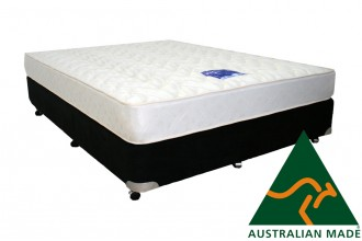 Fine Posture Double Size innerspring Mattress - 2 Year Warranty - Australian Made - *Free Delivery