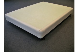 Metro Cream Double Mattress Base 10 Year Warranty 188cm x 137cm - Australian Made - *Free Delivery