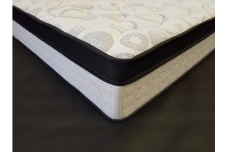 Posture Support Queen Pocket Spring Pillow Top Mattress - 10 Year Warranty - Australian Made - *Free Delivery