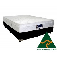 Prestige Chiro Health Double Innerspring Pillow Top Mattress - 10 Year Warranty - Australian Made - *Free Delivery