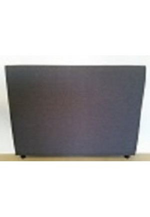 Sleek Single Head Board -10 Year Warranty - Black - Cream - Charcoal - Australian Made - *Free Delivery