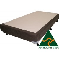 Metro Queen Mattress Base 10 Year Warranty 2030mm x 1530mm x 350mm  - 5 Colour Options - Australian Made - *Free Delivery
